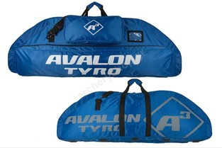 Avalon Cases Soft Compound Tyro A3 Deluxe - 116 cm With 2 Pockets Blue