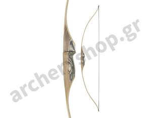 "White Feather Longbow Petrel RH 54"" Clear"