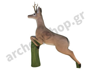 Eleven Target 3D Leaping Deer with Insert and Horns