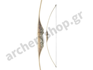 "White Feather Longbow Shearwater RH 62"" Clear"