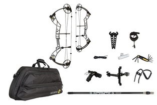Kinetic Mirage Compound Bow Package