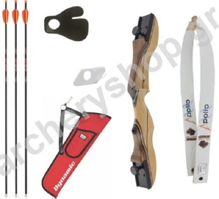 Set Recurve Bow