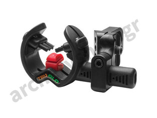 TruGLo Arrow Rest Storm Capture Black