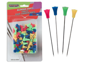 Maximal Accessories Blowgun Darts 100/pk
