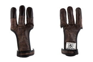 Buck Trail Glove Leather Full Palm Buffalo