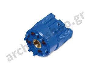Beiter Adapter with Steel Bushing Blue For Extender