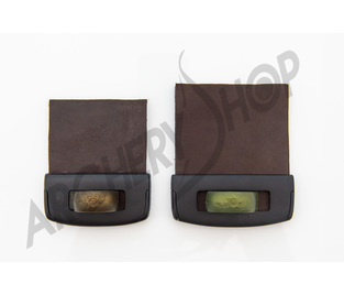 Fairweather Barebow Tab Fabb Plates Set Incl. Leather