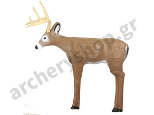 Delta McKenzie Target 3D RiverBottom Series Intruder Buck