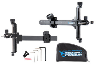 "Avalon Sights For Archery 8-32"" 'Carbon Tec One' with Case"
