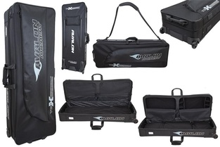 Avalon Compound Case Tec X - 116cm X 41cm X 24cm Black
