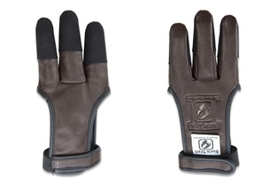 Buck Trail Glove Leather Full Palm 'Amber'