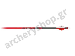 Carbon Express Shaft Maxima Red