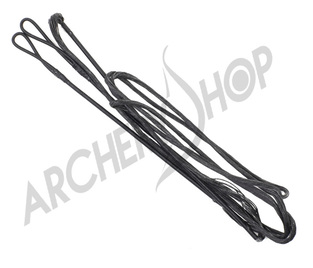Gas Bowstrings Recurve 8125 Black