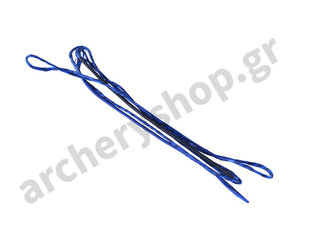 Winner's Choice Bowstring Recurve 8125 Speckled Blue