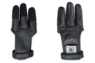 Buck Trail Glove Leather Full Palm 'Dark'
