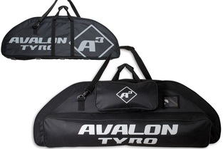 Avalon Cases Soft Compound Tyro A3 - 116 CM With 2 Pockets Black
