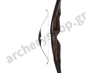 Bear Archery Fieldbow One Piece Dymondwood Super Grizzly