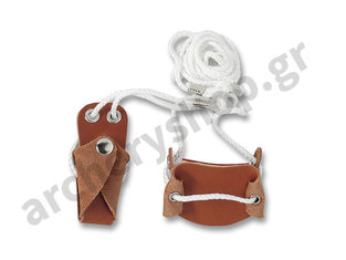 Gompy Bowstringer Limb-Tip Leather BSP-1