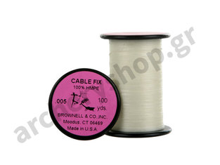 Brownell Serving Cable Fix 100 yards 0.005