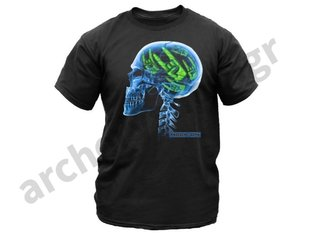 Nock On Shirt Short Sleeve X-Ray